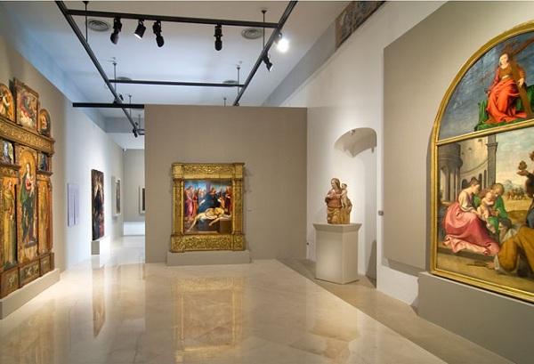 Museo Diocesano Napoli.Museo Diocesano San Matteo Musei A Napoli