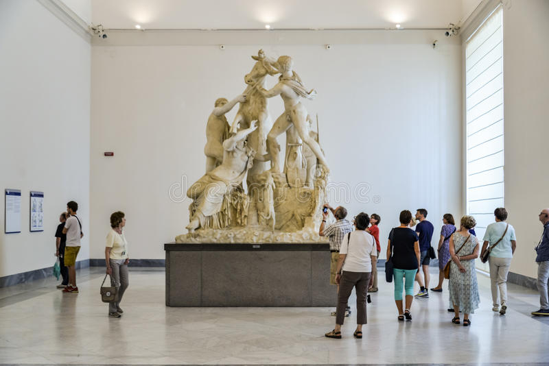 Museo Archeologico Nazionale.Museo Archeologico Nazionale Di Napoli Museums In Naples