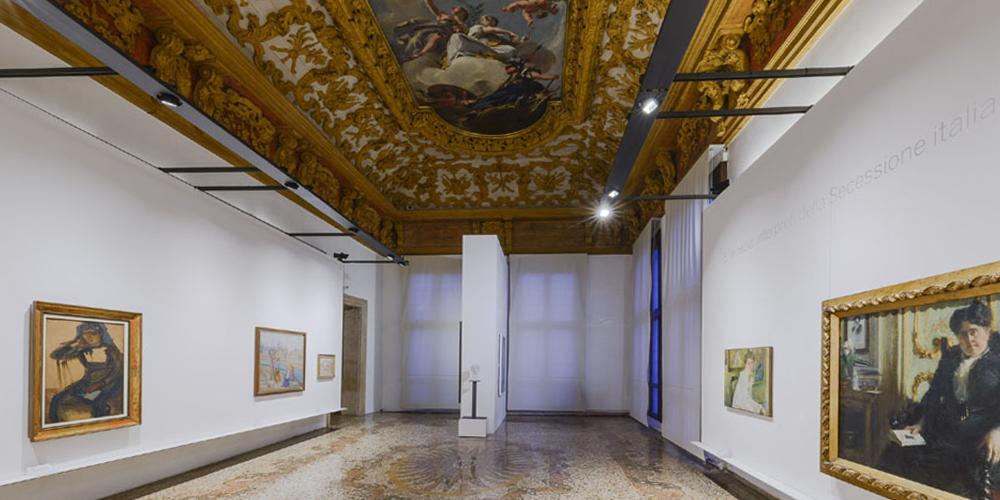 Ca' Pesaro Galleria Internazionale d'Arte Moderna e Museo d