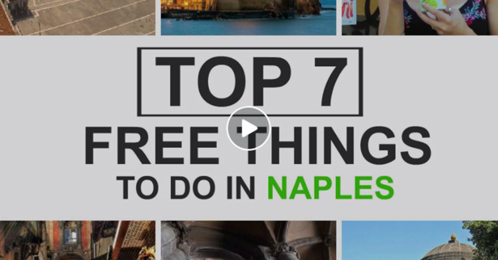 free things to do in naples