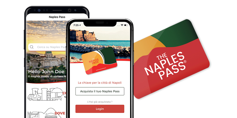 Naples Pass, discounts, museums and public transport in Naples in a
