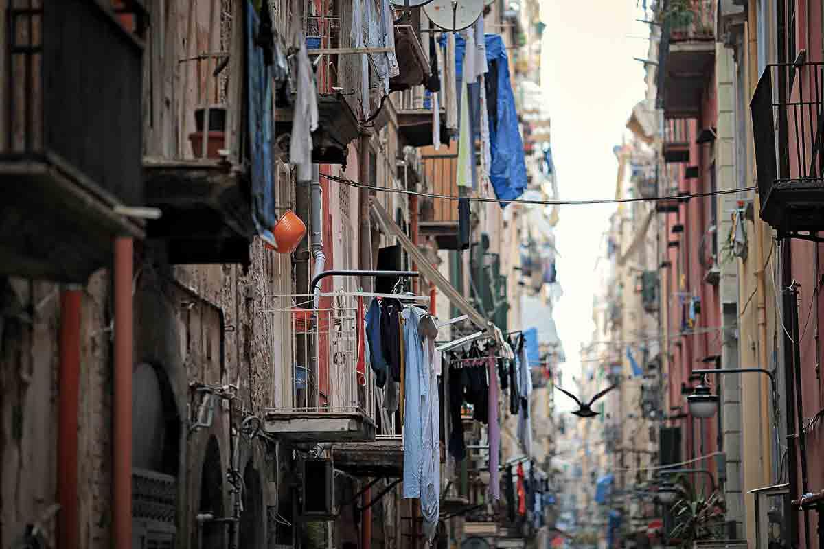 Cosa Vedere Ai Quartieri Spagnoli