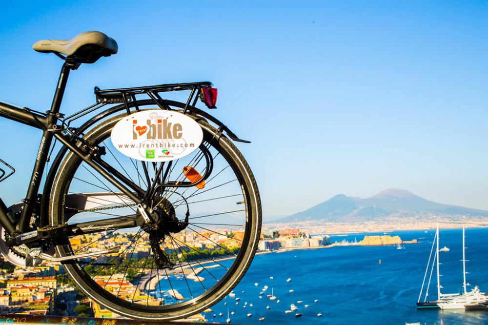 Bicicletta Napoli