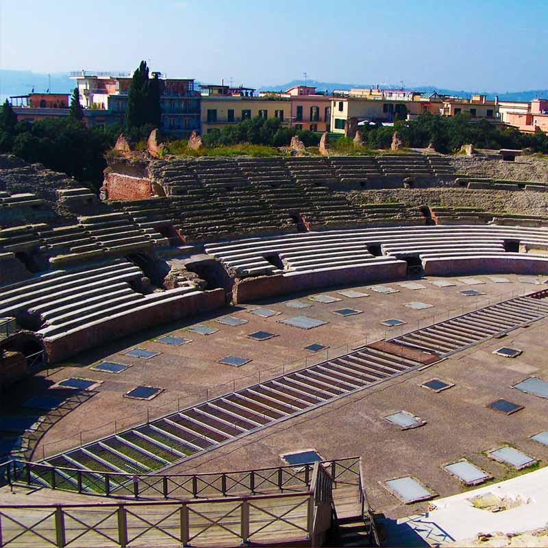 Anfiteatro flavio siti archeologici a napoli for Siti dove regalano cose